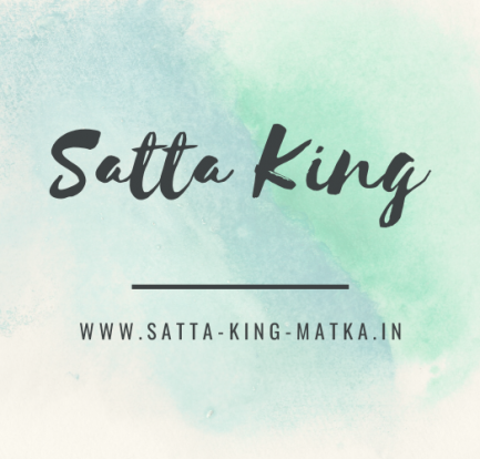 Discover How To Get Lucky With Satta Kings