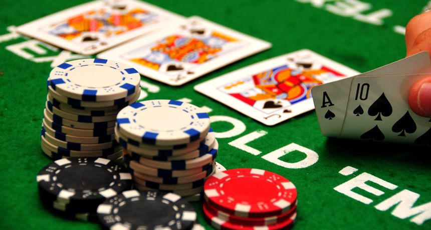 Online Casino Poker Is One Of The Most Famous Casino Video Game