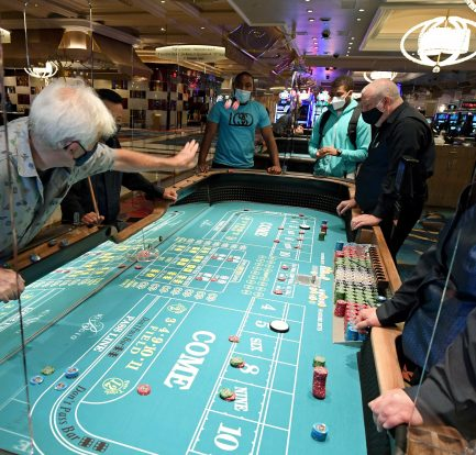 Online Casino Hopes As Well As Wishes