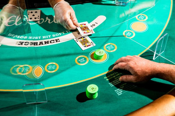 Six Sandstrom Adjustments That Can Have A Huge Impact In Your Poker Casino