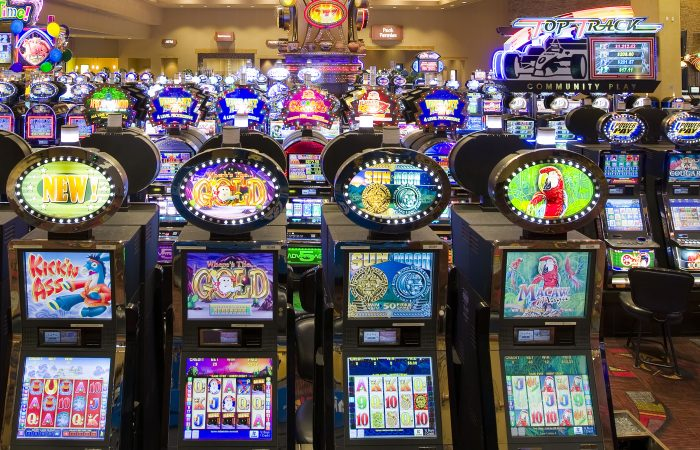 What Make Online Casino Don't want You To Know